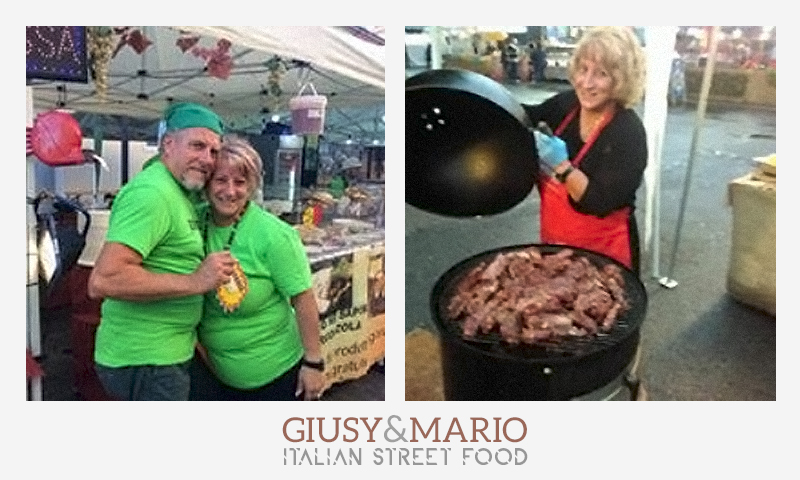 GIUSY & MARIO - ITALIAN STREET FOOD