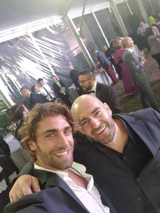 Antonio Sepe e Mario Ermito