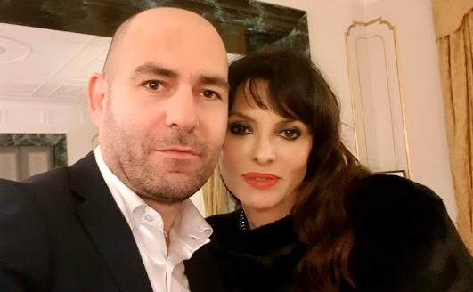 Antonio Sepe con Miriana Trevisan