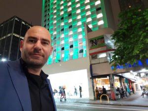Antonio Sepe in Brasile