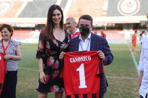Arcuri con Canonico