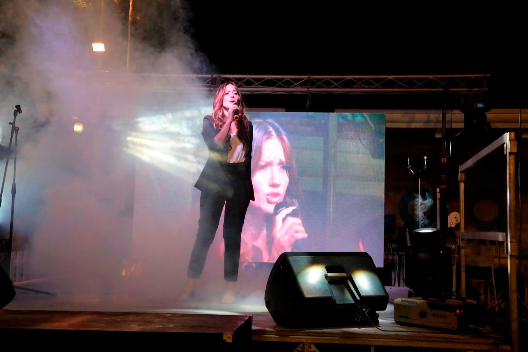 Giovanna Romano concerto