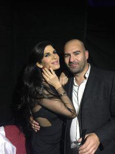 Pamela Prati e Antonio Sepe