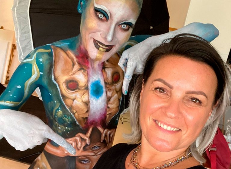 Letizia Borella e Francesca Cavicchio