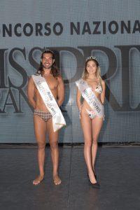 Joseph Lantillo Mister Italia e Gabriella Bonizzardi Miss Gran Prix