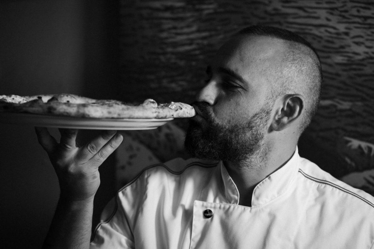 Ciro Coppola del ristorante NAPULE E'