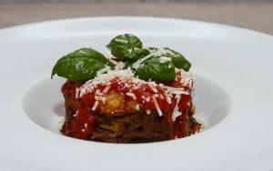 Parmigiana di medella tradizione Campana