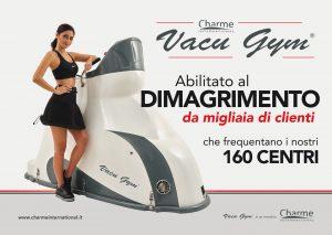 Vacu Gym presso Star fit Parioli di Vito Toraldo